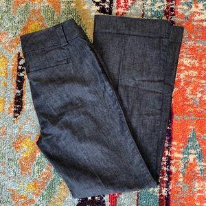 Gap wide leg pant